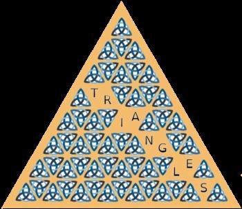 Triangles - Phonics Card Game