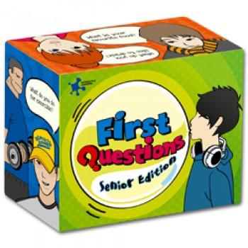 First Questions - The Senior Edition 成套問題卡套組-高階版