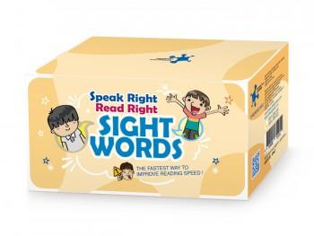 Speak Right Read Right - Sight Words